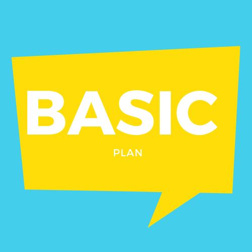 basic seo plan